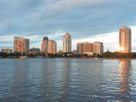 Mba Advisors St Petersburg Florida by St Petersburg Skyline Picture Of St Petersburg
