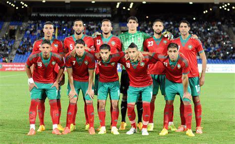 Sports L by Football Le Maroc Gagne 8 Places Au Classement Fifa