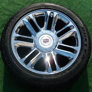 Cadillac 22 Rims Oem Wheels Direct Cadillac Escalade Platinum 22 Quot Wheels