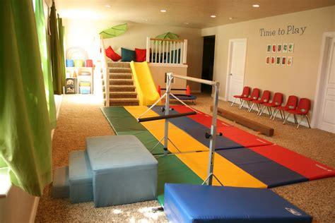 gymnastics room jumping beans early gymnastics club