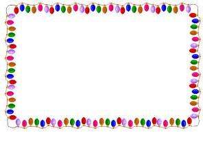 Christmas Present Crafts - christmas lights border gif animations pinterest christmas lights tree clipart and clip art