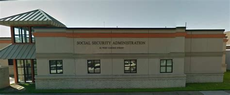 Riverside Social Security Office by Social Security Office Michigan City Indiana East St