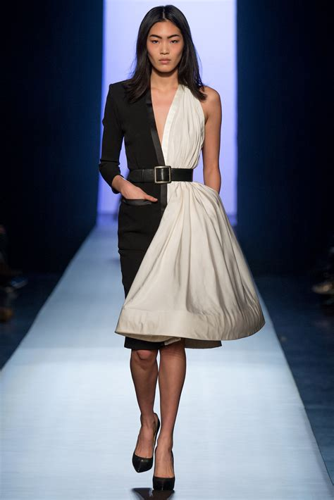 Designing Couture In The City Fashion by Jean Paul Gaultier 2015 Couture B Chiharu