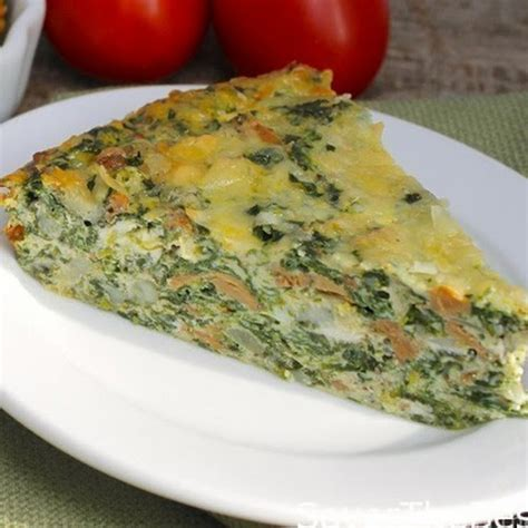 Crustless Quiche With Cottage Cheese by 10 Best Crustless Spinach Quiche With Cottage Cheese
