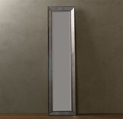beaded floor mirror venetian beaded leaner mirror 359 sparkles from edge to