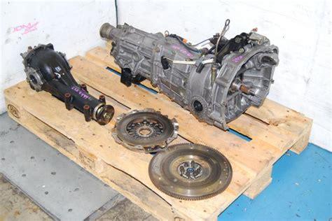 impreza wrx 5mt manual transmissions subaru jdm