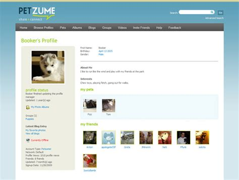 home design social network web design portfolio petzume social network