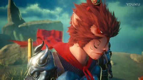 Monkey King monkey king is back das ps4 adventure