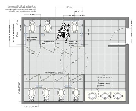 handicap bathroom layout design ada bathroom layout ada bathroom more accessible