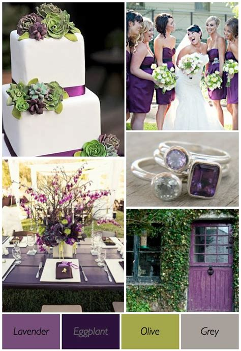 Blue And Purple Wedding Colors – Blue Wedding Color ? Five Perfect Combinations