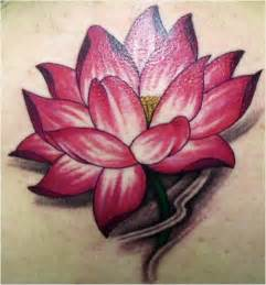 Trend tattoo styles lotus tattoo suit for men and women