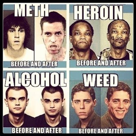 Heroin Addict Meme - before and after drug abuse haha yup pinterest drugs abuse and drugs