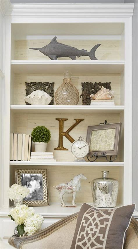 decorative shelving ideas the key to a good looking bookcase is making sure there is
