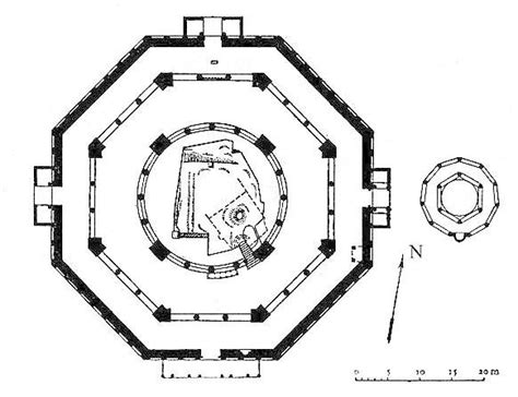 Dome Of The Rock Floor Plan by The Dome Of The Rock And Its False Picture Of A Muslim Jerusalem Part 8 171 News 171 Articles