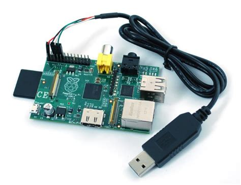 serial port connection ftdi makes usb connection for raspberry pi