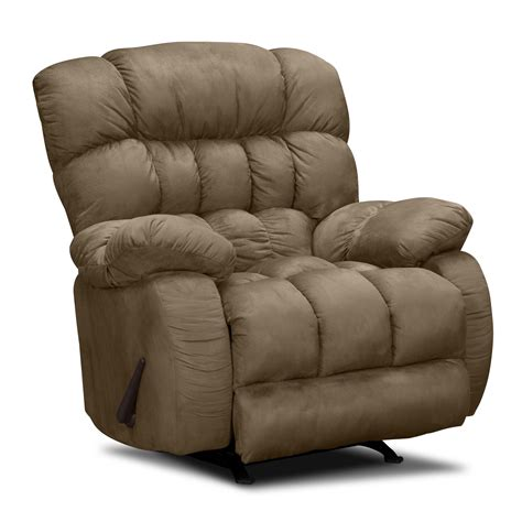 Rocking Recliners On Sale by Sonic Rocker Recliner Value City Furniture