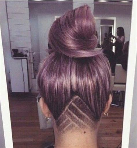 extension in shaved back and side hair 1000 ideas about long shaved hairstyles on pinterest