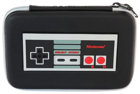 Hori Pouch For New 3ds Xl hori retro nes controller pouch for new nintendo 3ds gets more images idealist