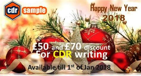 new year cheap cdr writing for migration skills assessment with engineers