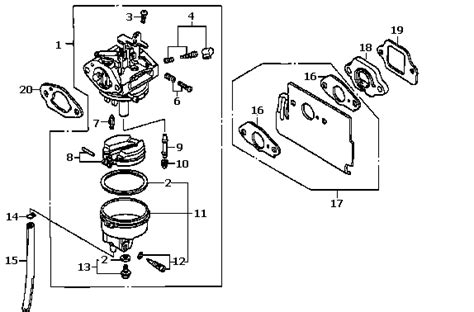 honda gc160 parts diagram honda gc160 parts diagram honda free engine image for