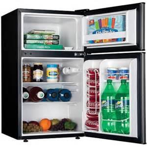 haier 2 door 3 3 cu ft refrigerator freezer walmart