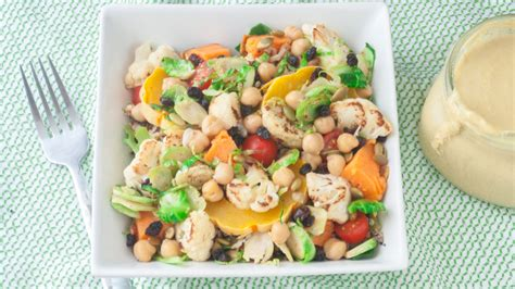 vegetables protein roasted vegetable protein power bowl bite of health