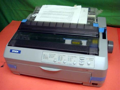 Printer Epson Lq 590 epson lq 590 lq590 forms usb dot matrix printer new