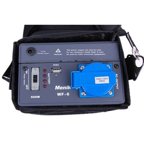 battery pack to in lights wf 6