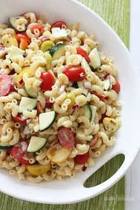 pasta salad recipies summer my journey through thick and thin