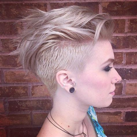 short edgy undercut hairstyles 651 best images about pixie cuts on pinterest short