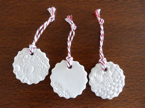 paper clay ornaments air clay ornament tutorial how to do easy