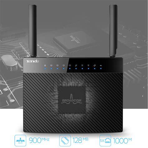 Router Wifi Batam tenda ac1200 smart dual band gigabit wifi router ac9