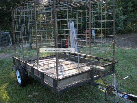 Livestock Rack For livestock trailer rack