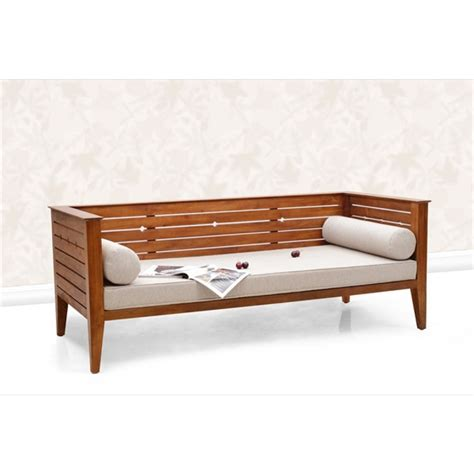 wooden day bed teak wood daybed teak sofa bed daybed living room