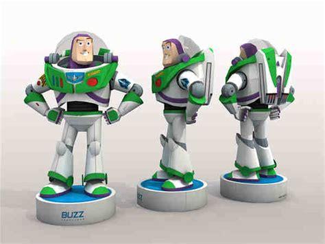 Buzz Lightyear Papercraft - paper craft models story buzz lightyear