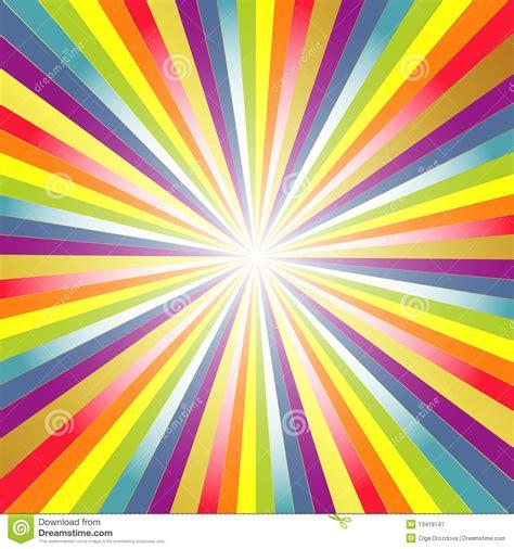 groovy background groovy rainbow background royalty free stock image