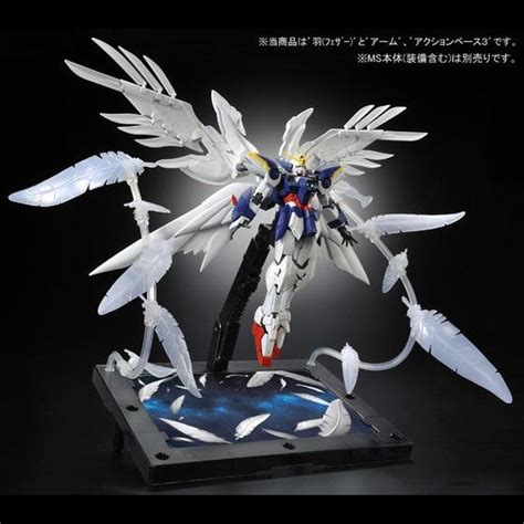 Jual Gundam Rg by Rg 1 144 Wing Gundam Zero Ew For Expansion Effects Unit
