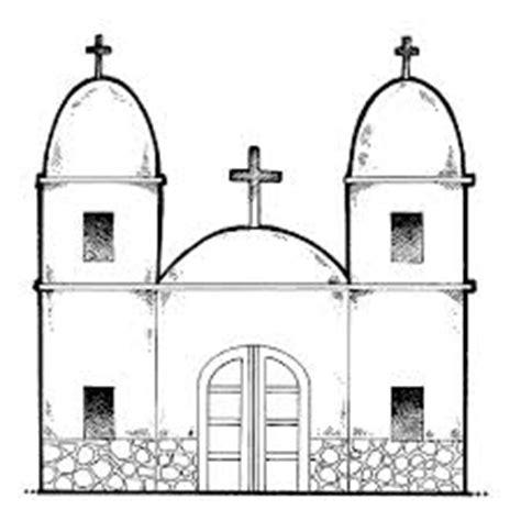 imagenes de una iglesia para colorear u 241 a de iglesia colouring pages
