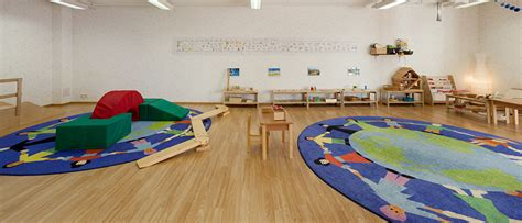 classroom layout in finland montessori community international kindergarten in