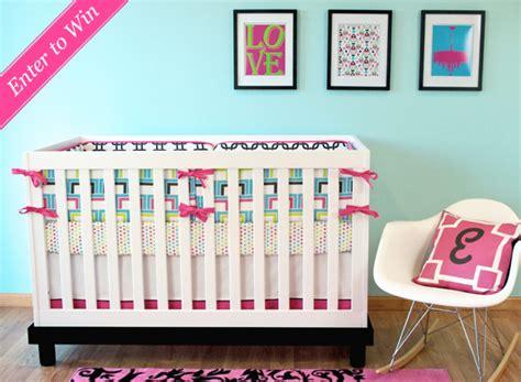 giveaway doodlefish crib bedding project nursery modified tot crib bedding set giveaway project nursery