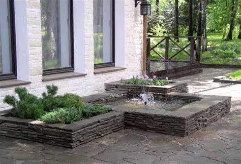 Small Rectangular Backyard Designs by 21 Garden Design Ideas Small Ponds Turning Your Backyard