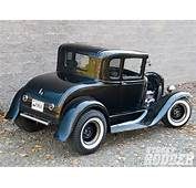 1930 Ford Coupe Rear Right Photo 5