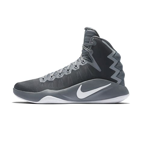 Sepatu Basket And1 nike hyperdunk 2016 quot ash quot cool grey white