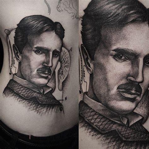 nikola tesla arrow 16 electric nikola tesla tattoos tattoodo