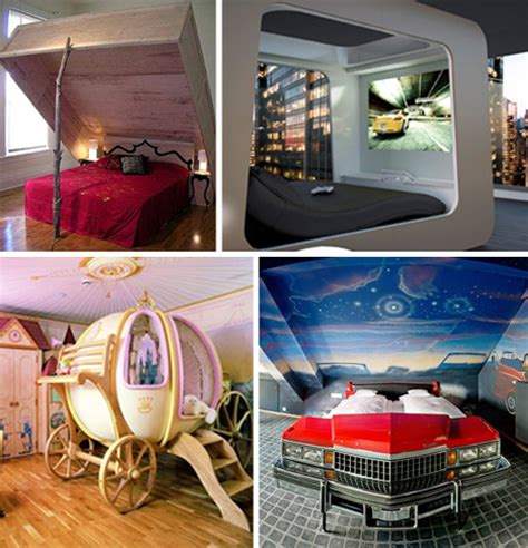 Floating Bed Designs by Give It A Rest With These 18 Weird Beds Amp Bedroom Designs