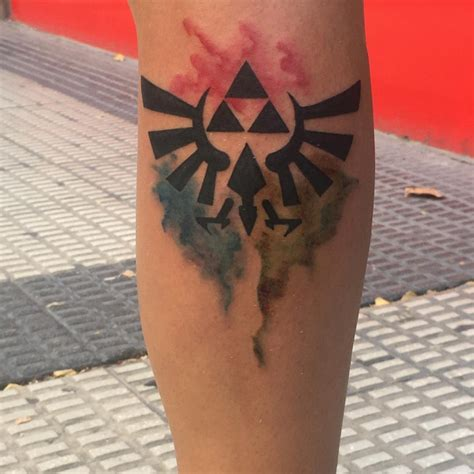 zelda triforce tattoo 21 designs ideas design trends premium