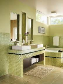 Ideas For Bathrooms Decorating by 33 Bathroom Tile Decorating Ideas Shelterness