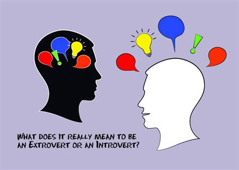 common misconceptions and the being an introvert or an extrovert learning mind