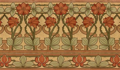 arts and crafts wall paper list of arts crafts revival wallpaper and paint