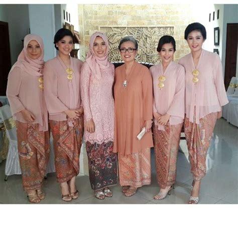Brokat Brukat Kain Kebaya Pink P41 great inspiration for kebaya keluarga baca sepupu